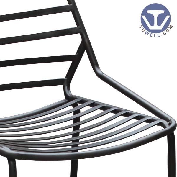 TW9001-L Metal barstool, steel barchair for dining