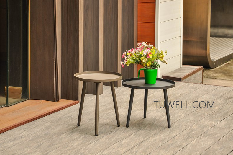 Tuwell-Best Tw8747 Metal Coffee Table Tea Table Manufacture-10