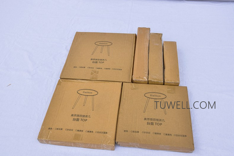 Tuwell-Best Tw8747 Metal Coffee Table Tea Table Manufacture-16