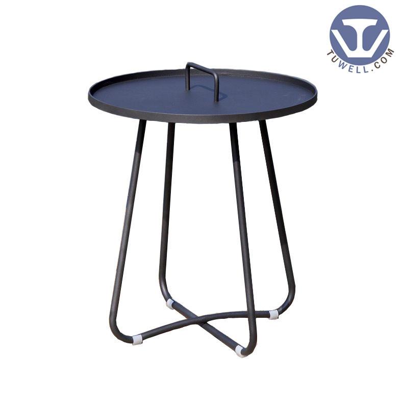TW8746 Metal coffee table cafe table tea table