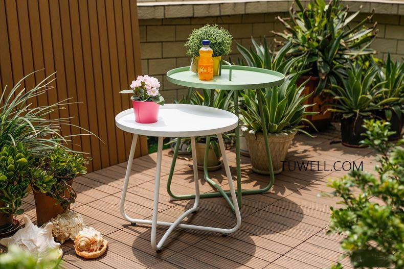 TW8744 metal coffee table cafe table tea table