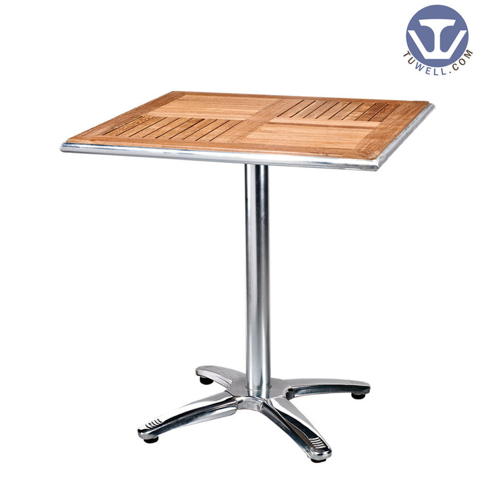 TW4019 Metal coffee table cafe table restaurant table