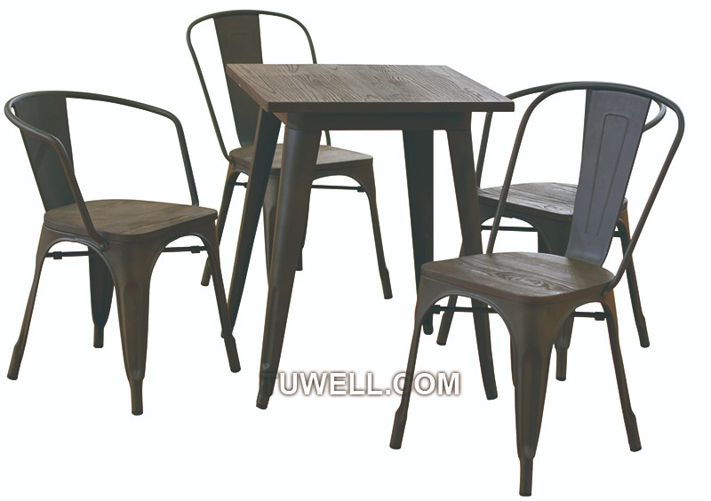 Tuwell-Professional Tw8008-l Steel Bar Table Supplier-5