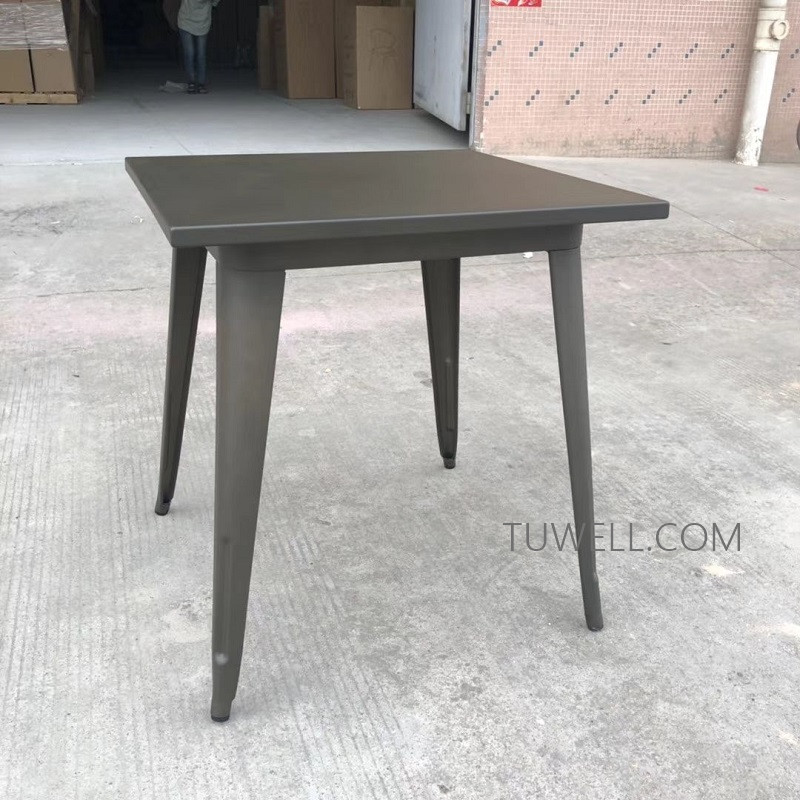 Tuwell-Professional Tw8008-l Steel Bar Table Supplier-13