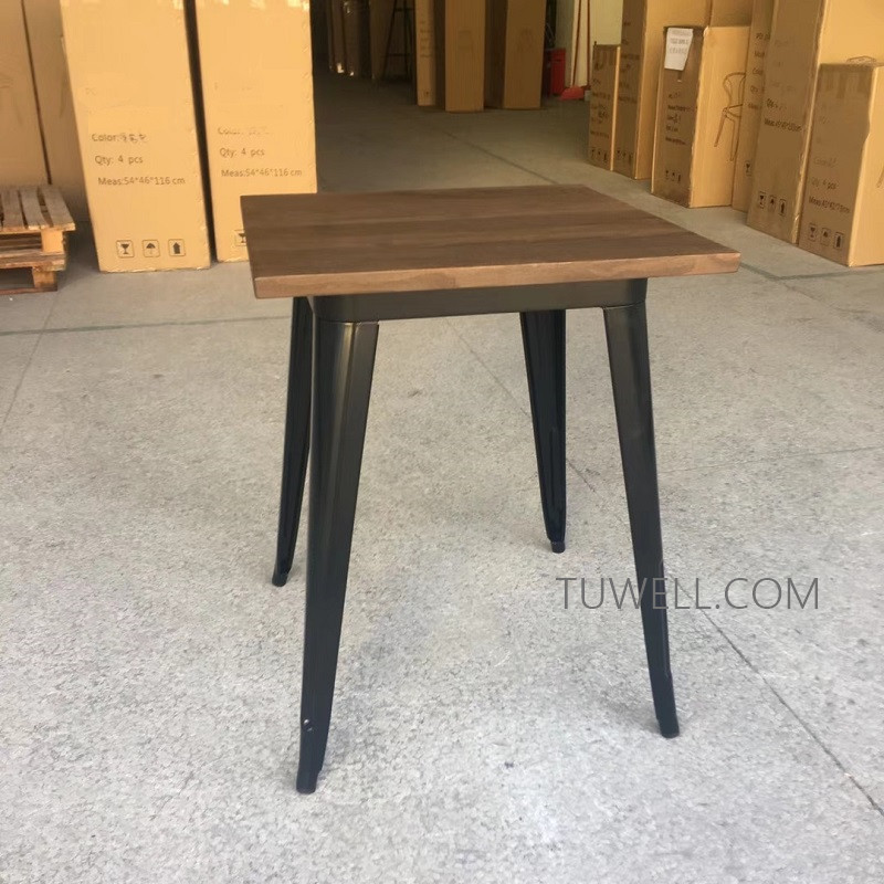 Tuwell-Professional Tw8008-l Steel Bar Table Supplier-14