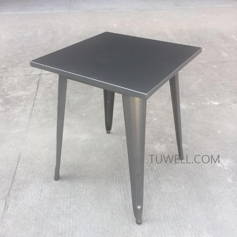 Tuwell-Professional Tw8008-l Steel Bar Table Supplier-15