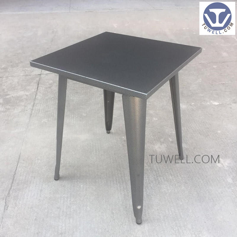 TW8008-T Tolix dining table, cafe table