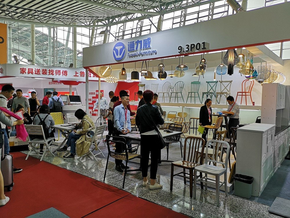 Tuwell-Industrial Style Furniture-20193 Ciff In Guangzhou-4
