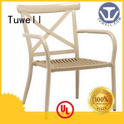 Tuwell Rope chair factory ODM Suitable chair