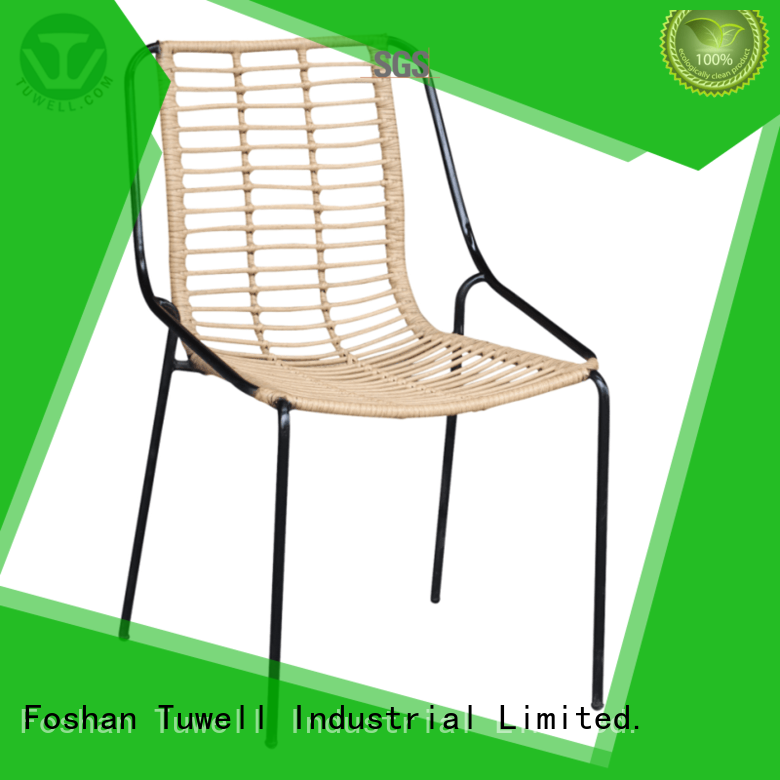 Mounting Rattan chair Outdoor chair Tuwell company