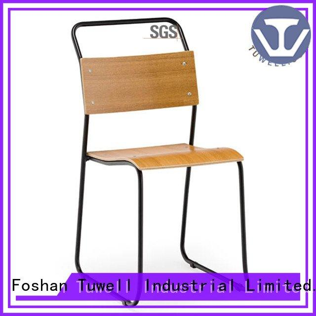 Tuwell ODM Bentwood chair Self-Sabilizing Mounting
