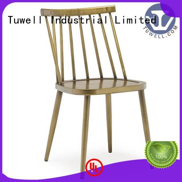design Self-Sabilizing Suitable OEM black windsor chairs Tuwell