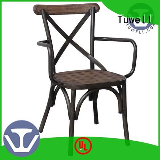 strong wooden cross back chairspersonalized manufacturerfor bar