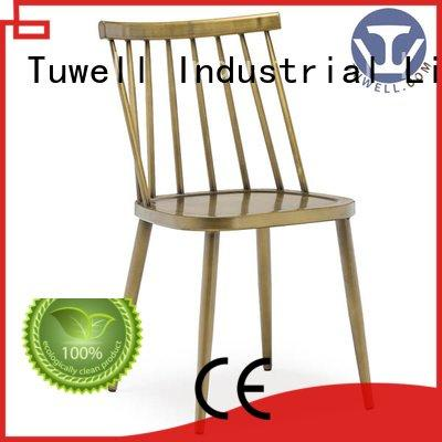 windsor chairs for sale aluminum Self-Sabilizing black windsor chairs Tuwell Brand