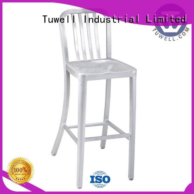 emeco navy dining chairs square seat Tuwell