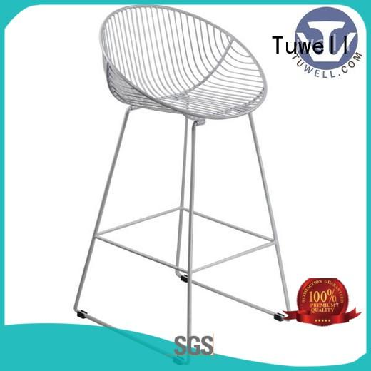 wire metal lucy wire chair steel Tuwell