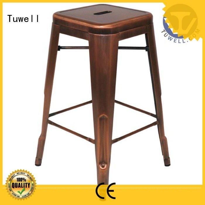 design Suitable steel Tuwell tolix chairs for sale