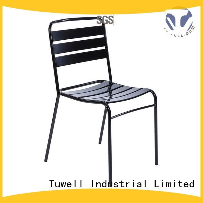 simon design Suitable steel folding chairs Tuwell Brand