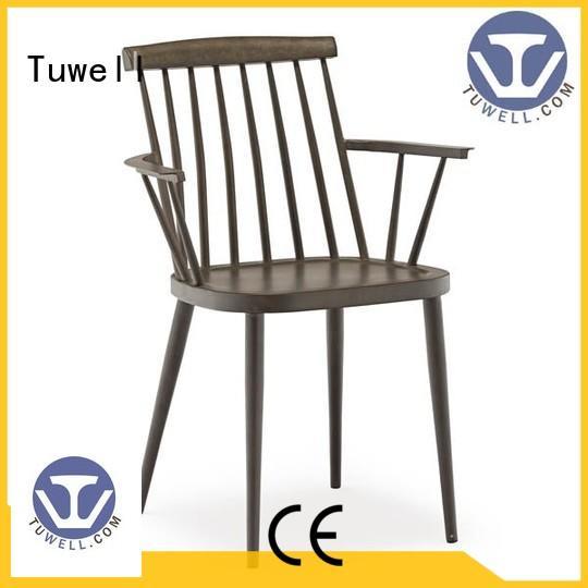 Tuwell Brand aluminum ODM custom windsor chairs for sale