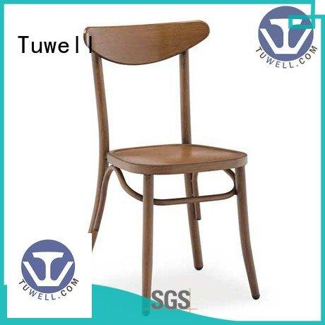 Custom side aluminum chairs bar aluminum bar stools