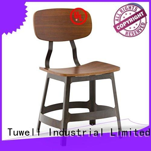 Tuwell design steel Mounting aluminum bar stools ODE