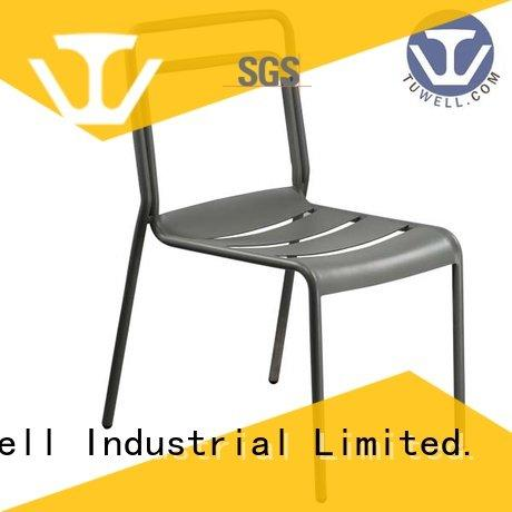 Tuwell Brand barchair Suitable ODM aluminum chairs bar