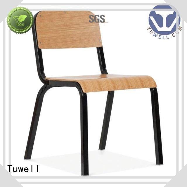 Tuwell Brand steel ODE ODM custom Bentwood chair factory