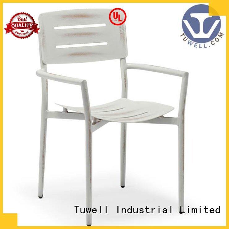 Hot ODM aluminum bar stools design Tuwell Brand