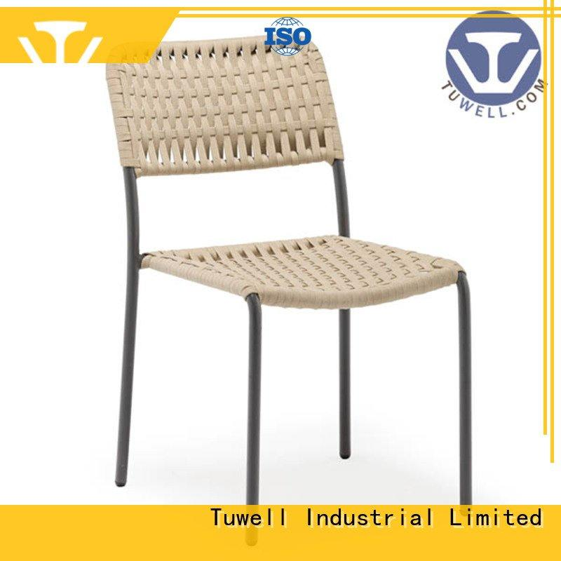Tuwell Brand ODM Mounting Rope chair factory chair Rope