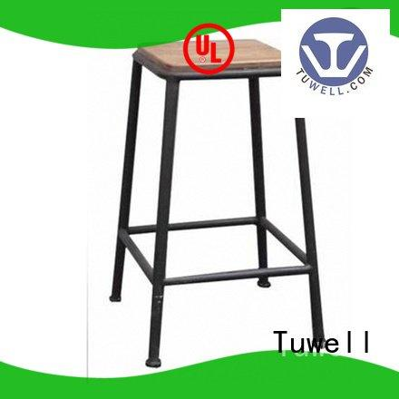 steel folding chairs steel Mounting stainless steel furniture Tuwell Brand