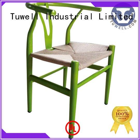 Quality Rope chair factory Tuwell Brand windsor Rope chair factory