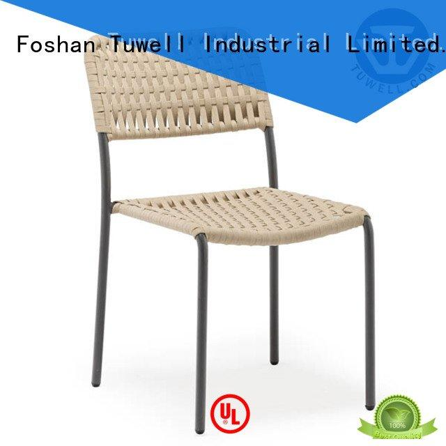 Tuwell Rope chair factory design ODE chair