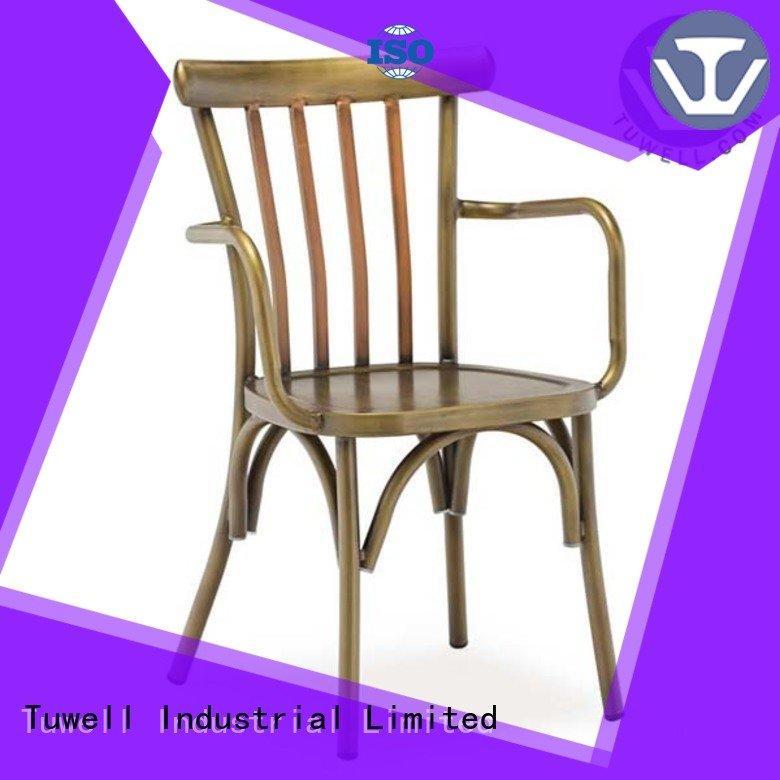 aluminum aluminum chairs bar side Tuwell