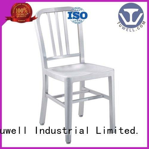 Tuwell bar navy dining chairs square seat