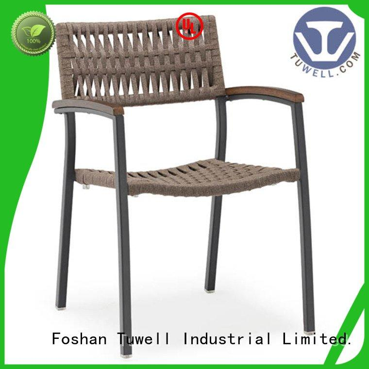 Rope chair factory Self-Sabilizing Rope chair factory Tuwell