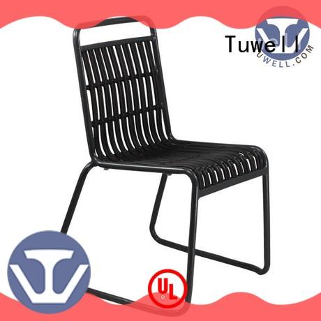durable Rattan chair series for club Tuwell