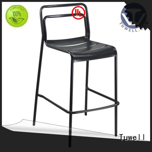 strong bar height chairs series for club Tuwell