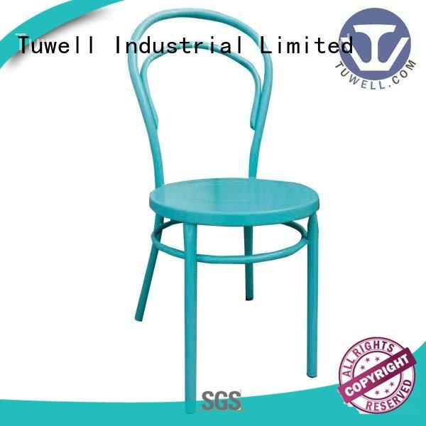durable aluminum patio bar table high quality for living room Tuwell