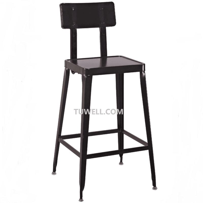 TW8024-L Steel Simon bar chair bistro bar chair