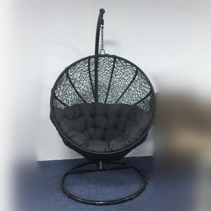 TW8767  Morden and Fashion rattan egg swing chair hanging chair indoor and Outdoor