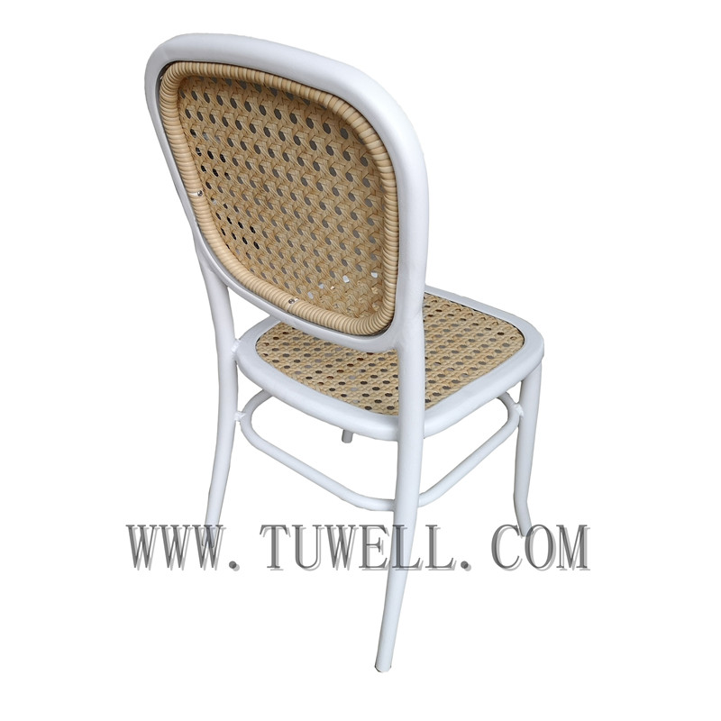 Tuwell-Find TW8760 aluminum Rattan Chair-4