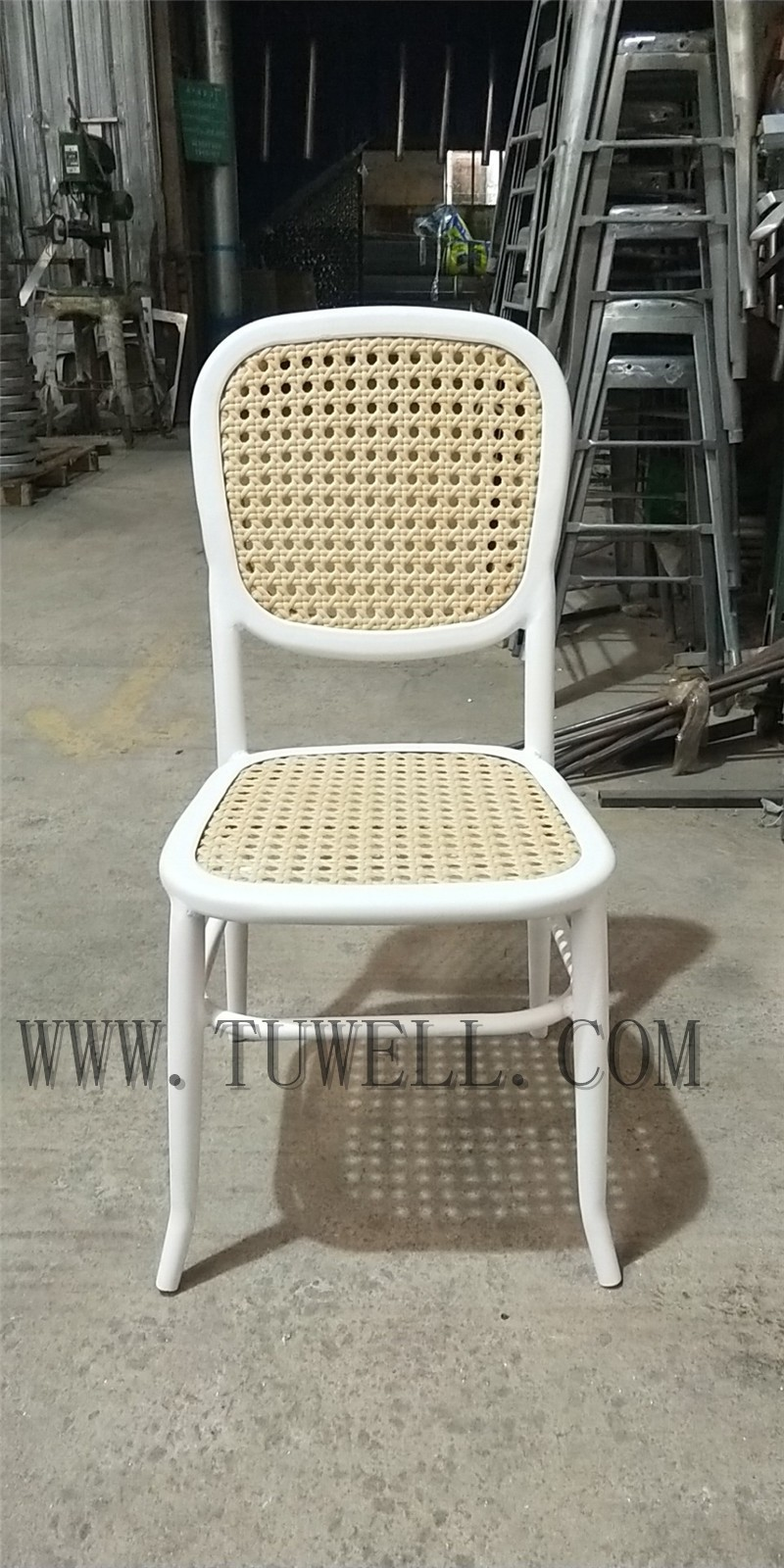 Tuwell-Find TW8760 aluminum Rattan Chair-8