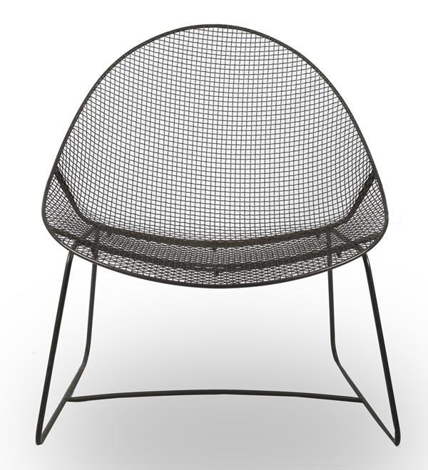 TW8620 Indoor Steel Metal Mesh Dining Chair