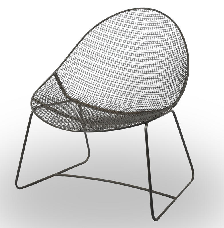 TW8620 Indoor Steel Metal Mesh Dining Chair