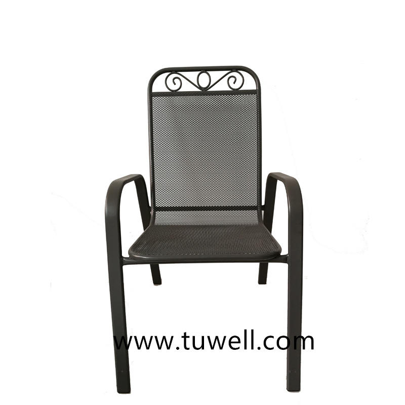 TW8622 Steel Mesh Dining Chair