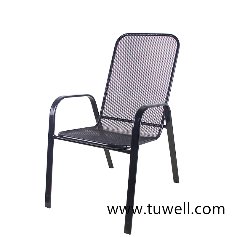 Tuwell-Oem Odm Wire Chair, Chrome Wire Chair | Tuwell-4