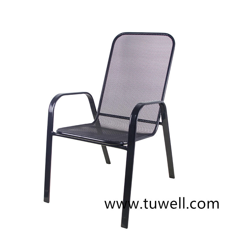 TW8623 Steel Mesh Dining Chair