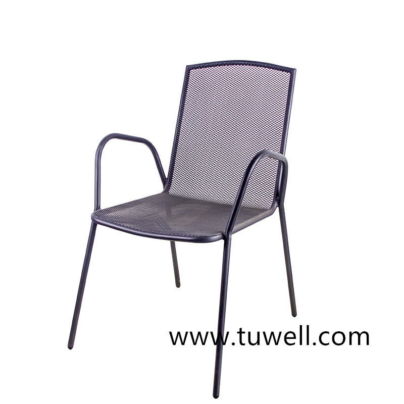 TW8625 Steel Mesh Dining Chair