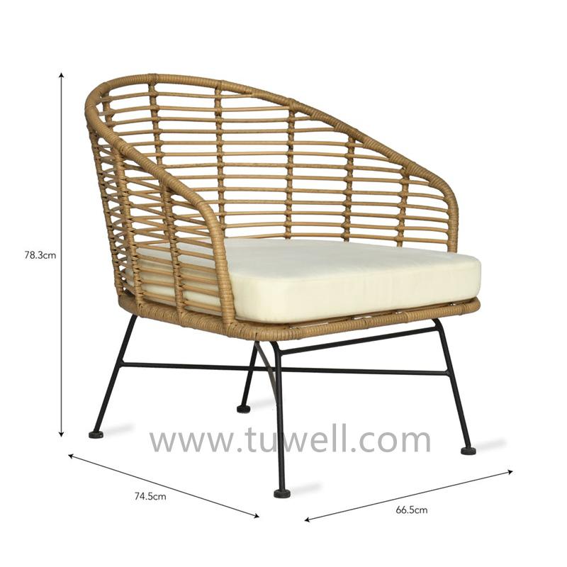 Tuwell-Oem Rattan Chair Manufacturer, Rattan Chair Manufacture-4