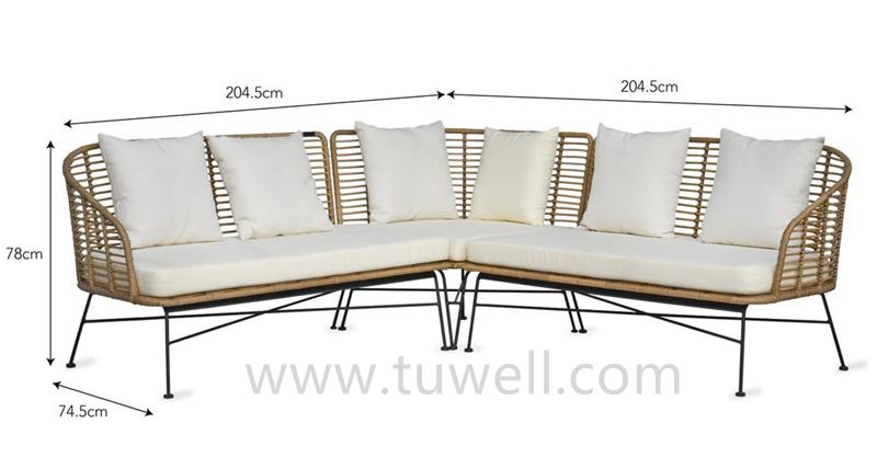 Tuwell-Custom Rattan Chair Manufacturer, Rattan Chair Supplier | Tuwell-4